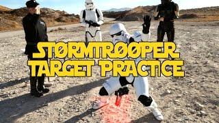 Download Star Wars - Stormtrooper Target Practice Video