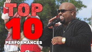 Download Top 10 Performances from Disney Parks Christmas Day Parade Past Video