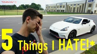 Download Do I HATE Anything About My Nismo 370Z? Video