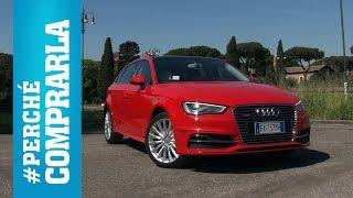 Download Audi A3 Sportback e-tron | Perché comprarla... e perché no Video