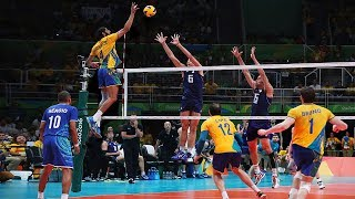 Download Top 10 Powerful Volleyball Spikes by Wallace de Souza | Attack in 3rd Meter | VNL - 2018 ᴴᴰ Video