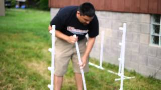Download DIY Dog Agility Equipment for under $50 Video