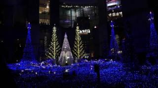 Download Shiodome Caretta Illumination 2016 Video