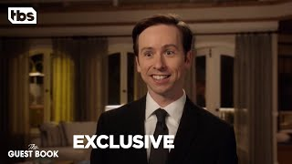 Download The Guest Book: Kimiko Glenn and Dan Beirne [EXCLUSIVE] | TBS Video