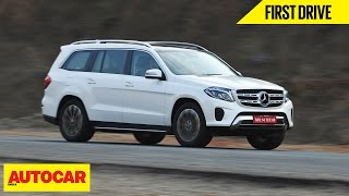 Download Mercedes GLS 350d | First Drive | Autocar India Video