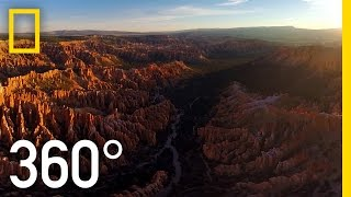 Download 360° Bryce Canyon | National Geographic Video