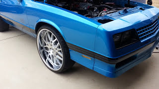 Download Wayne's 1986 Monte Carlo SS T-top on 24″ Maglia Video