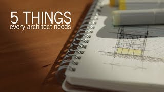 Download 5 Things Under $20 Every ARCHITECT Needs Video