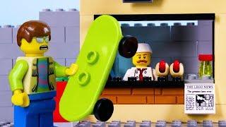 Download LEGO City Fail (COMPILATION) STOP MOTION LEGO Theme Park, Arcade & More | LEGO City | Billy Bricks Video