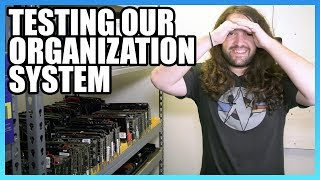 Download Picking Parts for GN's New Production PCs - Pt. 1/X Video