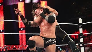 Download Randy Orton vs. Seth Rollins - WWE World Heavyweight Championship Match: Raw, Aug. 10, 2015 Video