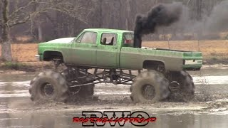 Download MUDDING in the RAIN on NEW YEAR at MUD TRUCK MADNESS!!! Video