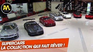 Download La plus belle collection de supercars au monde ! Video