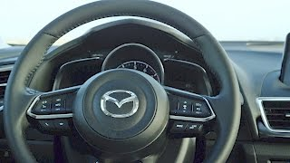 Download 2017 Mazda3 Sedan INTERIOR Video