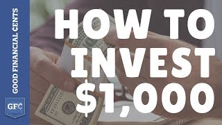 Download How to Invest $1,000 💵 (and grow it to $1 Million) Video