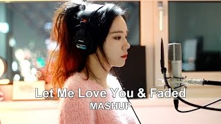 Download Let Me Love You & Faded ( MASHUP cover by J.Fla ) Video