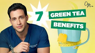 Download 7 Health Benefits of Green Tea & How to Drink it | Doctor Mike Video