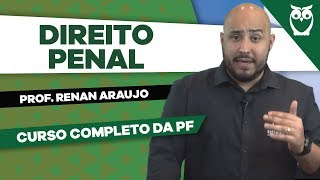 Download Direito Penal: Prof. Renan Araujo - Curso Completo da PF Video