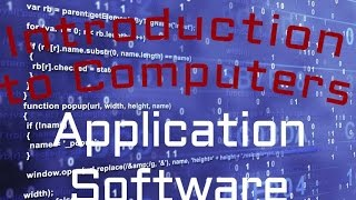Download Computer Software : Application Software (03:05) Video
