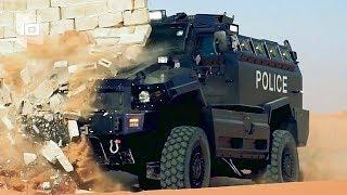 Download 10 Veicoli blindati della polizia più incredibili del mondo Video