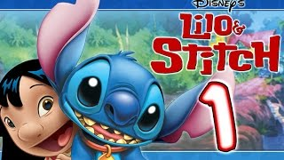 Download Disney's Lilo and Stitch (PS1) Game Walkthrough Part 1 ~~ 100% Video