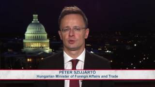 Download Hungarian Minister of Foreign Affairs & Trade Peter Szijjarto: The European Refugee Crisis Video