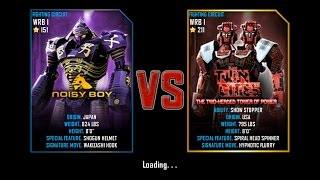 Download Real Steel WRB I FINAL Noisy Boy VS Twin Cities (champion) NEW UPDATE (Живая Сталь) Video