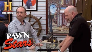 Download Pawn Stars: 3 Coins That Cost a Lot | History Video