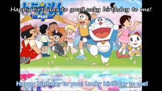 Download Happy birthday, Doraemon! Song (vietsub) Video