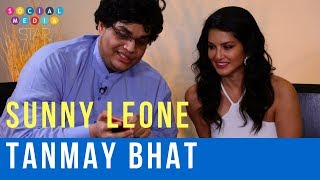 Download Social Media Star Ep 8 | Sunny Leone, Tanmay Bhat Video
