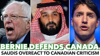 Download Bernie Defends Canada Against Saudis While Allies Remain Silent Video