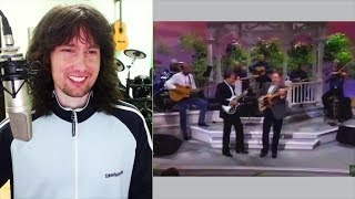 Download British guitarist reacts to Glen Campbell AND Roy Clark AT ONCE!!! Video