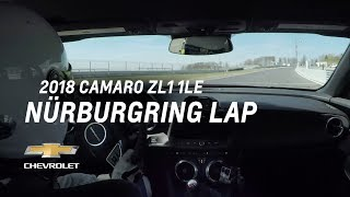 Download 2018 Camaro ZL1 1LE Conquers Nürburgring | Chevrolet Video