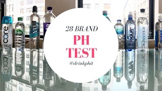 Download Alkaline or Acidic? 28 Bottled Water pH Test. Don't Buy Another Bottled Water Until You Watch This! Video