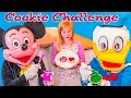 Download ASSISATANT Cookie Decorating Contest with Mickey Mouse + Doc McStuffins Funny Challenge Video Video