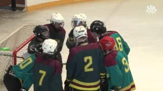 Download Latvijā pirmais jaunsardzes hokeja čempionāts Video