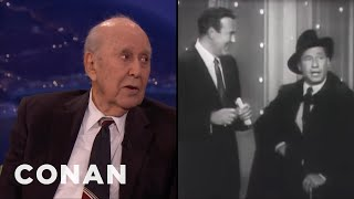 Download Carl Reiner On The Origins Of The ″2000 Year Old Man″ - CONAN on TBS Video