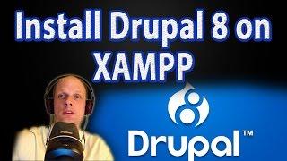 Download INSTALL DRUPAL 8 ON XAMPP Video