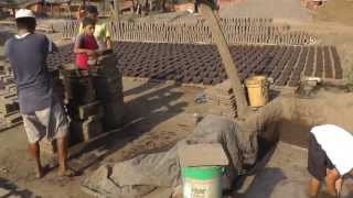 Download How to Make and Bake Clay Roof Tiles and Bricks Video