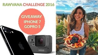 Download 7 Day Vegan Challenge + iPhone 7 Giveaway! Video