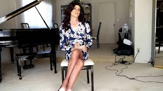 Download Crossdressing - LadeeAlana doing more secretarial work in a tight dress Video
