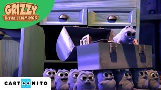 Download Grizzy und die Lemminge | Baby-Grizzy | Boomerang Video