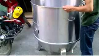 Download Cách lắp lò quay vịt, lò quay gà, lò quay heo Video