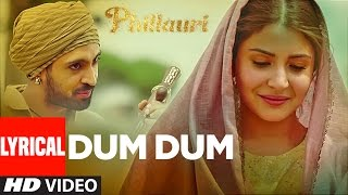 Download Phillauri : DUM DUM Lyrical Video | Anushka, Diljit, Suraj, Anshai, Shashwat | Romy & Vivek Video