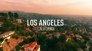 Download Los Angeles, California Lifestyle Video Drone Footage Video