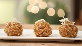 Download Gond Ka Laddoo | Simple Vegetarian Khana With Chef Saurabh | Sanjeev Kapoor Khazana Video