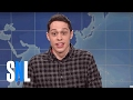 Download Weekend Update: Pete Davidson on Donald Trump - SNL Video