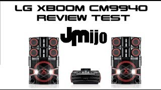 Download Nuevo LG XBOOM PRO CM9940 - Review Test Video