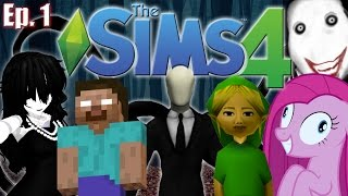 Download The Sims 4 - Creepypasta Theme - Ep. 1 (Create A Sim) Video