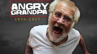 Download RIP ANGRY GRANDPA Video